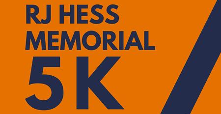 RJ Hess Memorial 5K